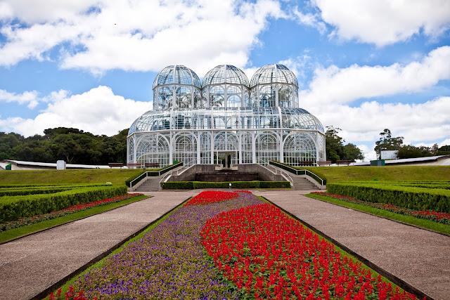 Jardim Botânico - Curitiba - Paraná
