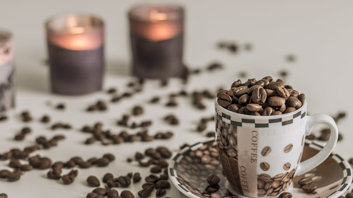 Wallpaper: Coffee Beans