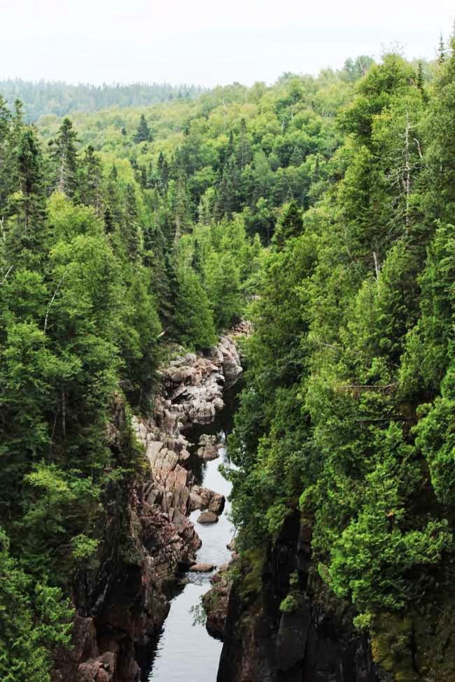 kakabeka falls Road Trip Ontario