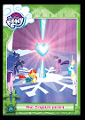 My Little Pony The Crystal Heart Series 5 Trading Card