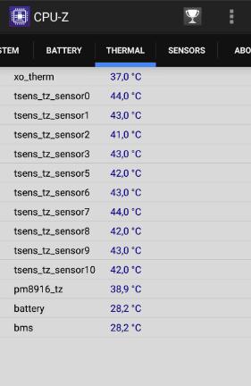 Cara cek suhu HP Android