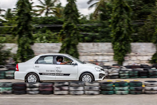 "Toyota Kirloskar Motor kicks off ""Safety Experiential Drive Camp"" in Bangalore"