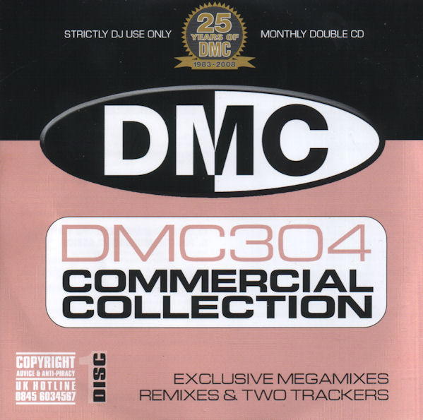 Britney Spears' Comeback Minimix (DMC Commercial Collection 304)