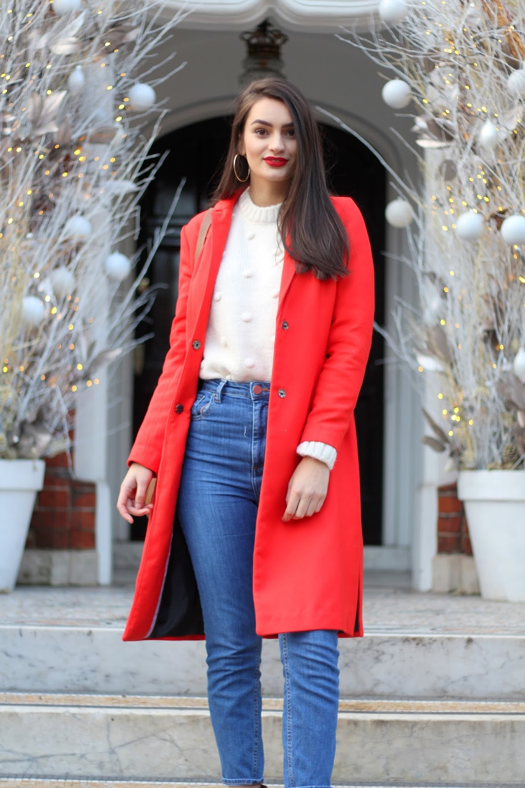 christmas fashion blogger peexo