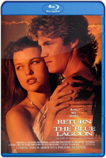 Regreso al lago azul (1991) HD 1080p Latino
