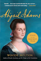 abigail adams by woody bolton book cover nonfiction
