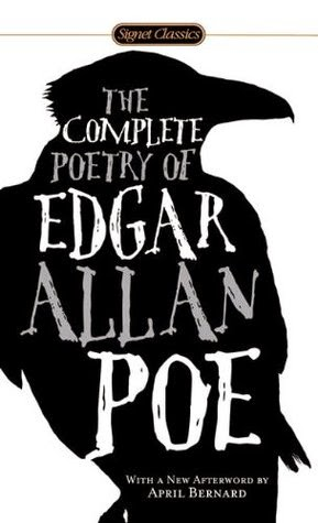 The Complete Poetry by Edgar Allan Poe cover