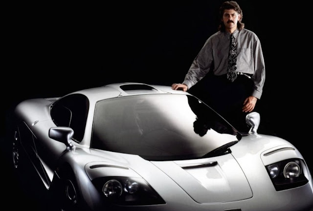 Gordon Murray plans to make McLaren F1 style supercar