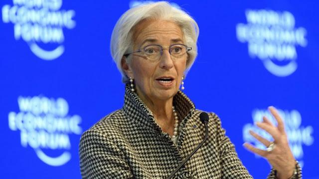 Μη βιώσιμο το ελληνικό χρέος, λέει το ΔΝΤ