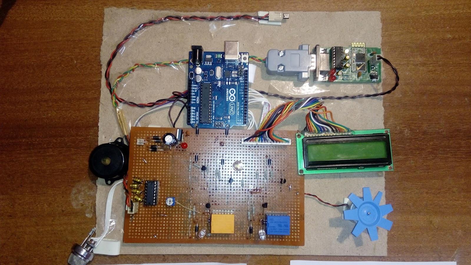 Svsembedded   9491535690  7842358459  Arduino Based Smart