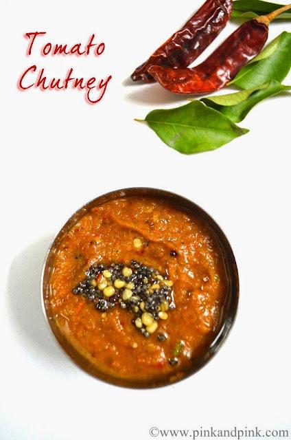 how to make tomato relish chutney