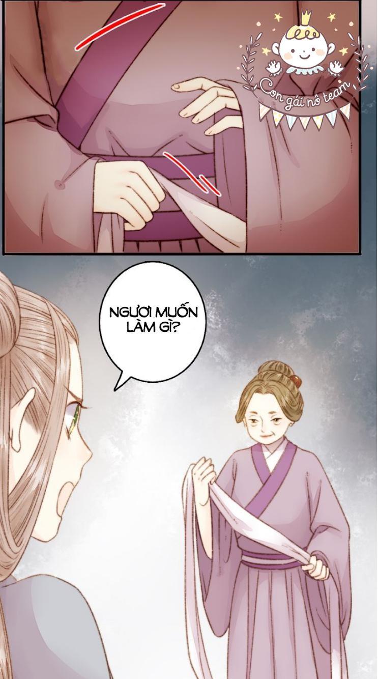 Nàng Phi Cửu Khanh - Thần Y Kiều Nữ chap 2 - Trang 32