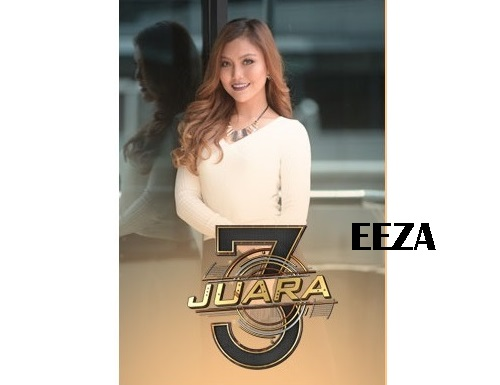 biodata Eeza peserta 3 Juara TV3, biodata 3 Juara TV3 Eeza, profile Eeza 3 Juara TV3 2016, profil dan latar belakang Eeza 3 Juara genre balada, gambar Eeza 3 Juara TV3