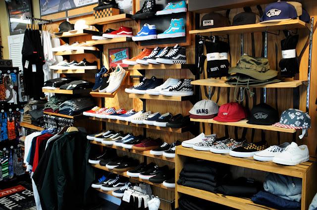 shoes and clothing orlando vans skateshop