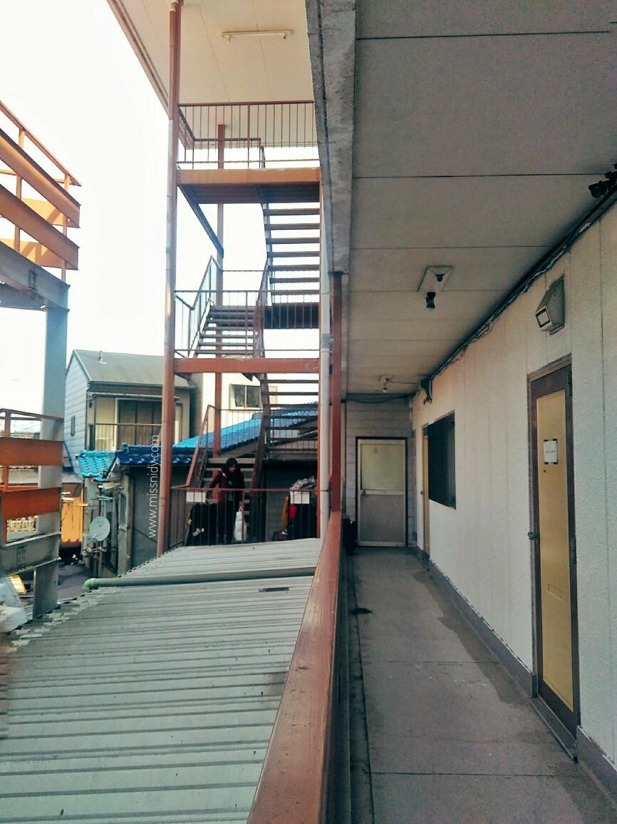 sewa apartemen di kyoto via airbnb
