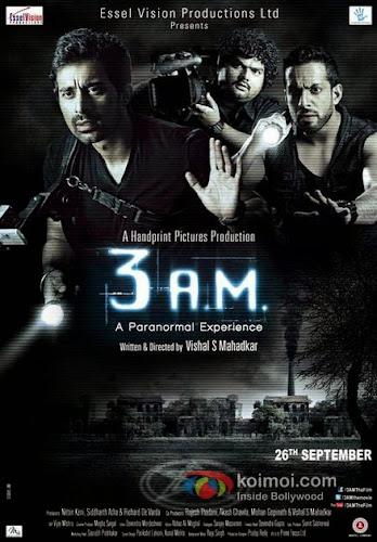 3 A.M. (2014) Movie Poster No. 3