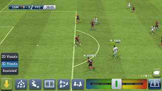 pes club manager permainan simulasi