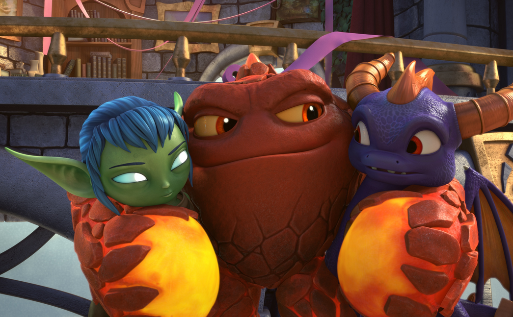 Skylanders Academy Trailer Released by Activision and Netflix