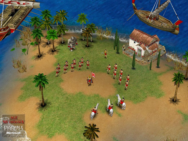 Age of Mythology Free Download Full Version Screenshot 2