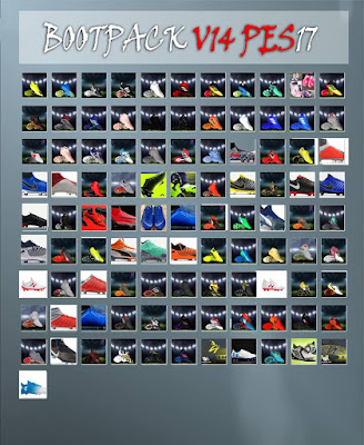 PES 2017 Bootpack Update v14 by LPE09