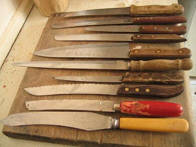 Как выбирать качественные кухонные ножи?