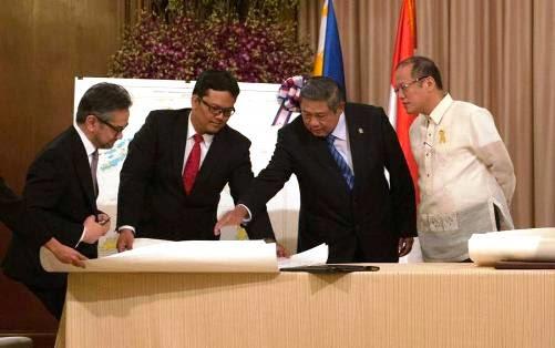 Tahap tahap Perjanjian Internasional