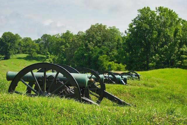 Vicksburg; Thomas H Pixabay