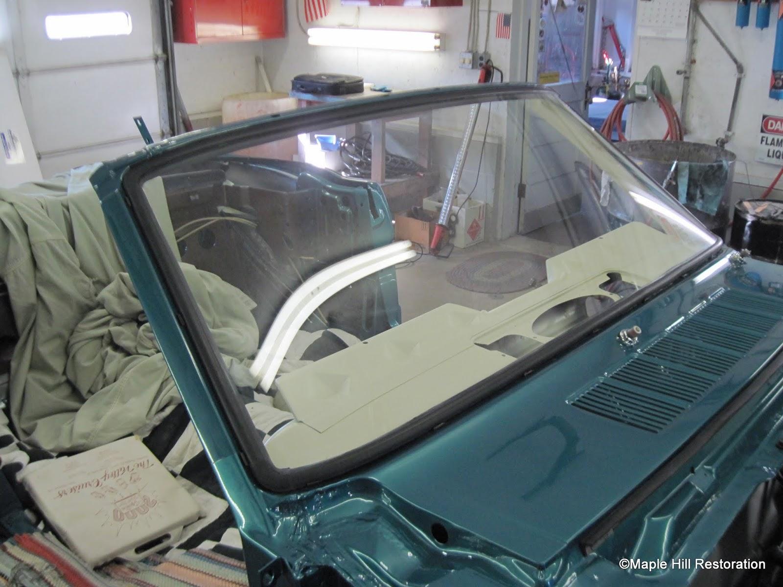 Virginia Classic Mustang Blog