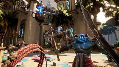 City of Brass Game Screenshot 2