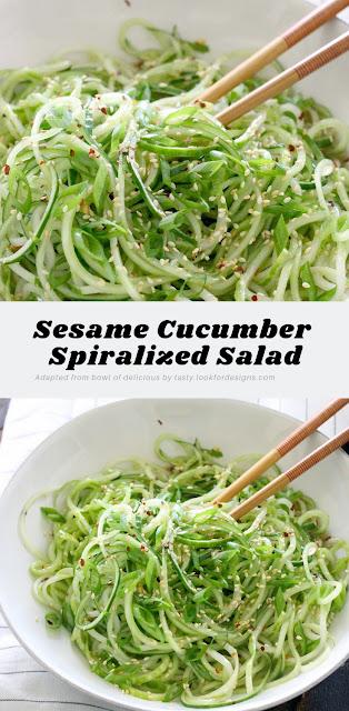 spiralizer recipes low carb