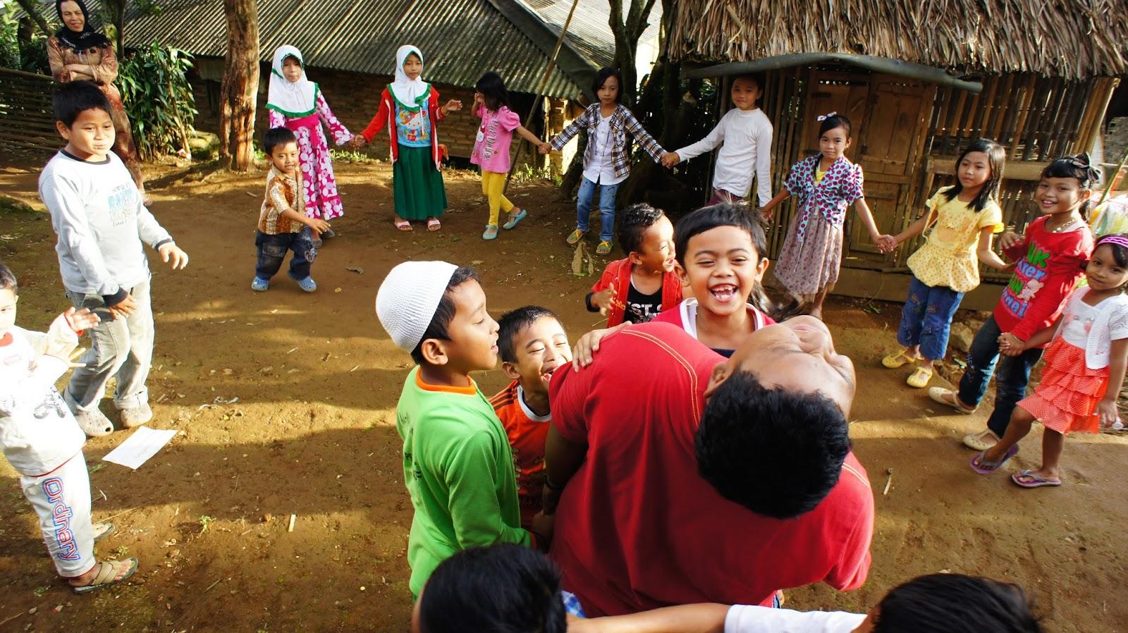 kondisi desa dan masyarakat Lebak Banten