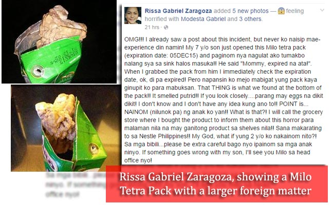 Nestle Broke Silence on Mother's Viral Milo Photos