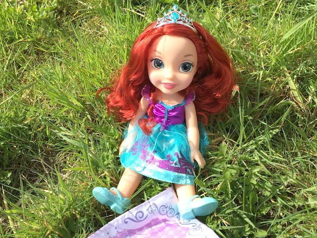 Ariel Toddler Princess Doll