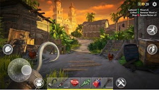 Last Pirate Survival Mod Apk