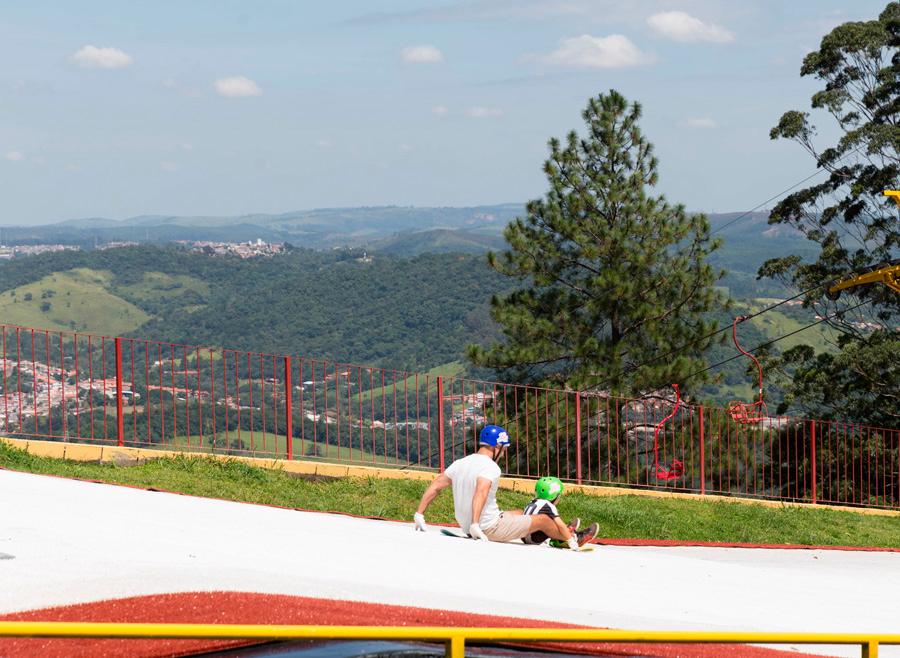 Ski Mountain Park Sao Roque SP Brasil