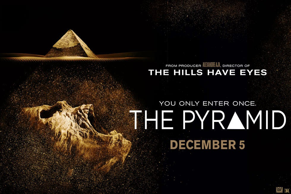 die pyramide grab des grauens
