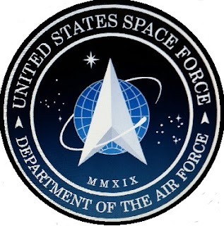 United States Space Force Logo image