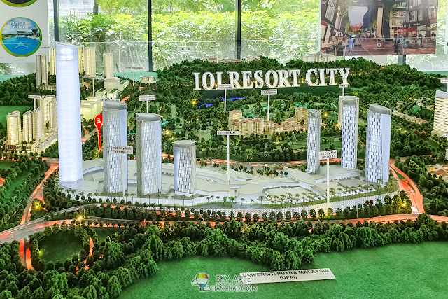 IOI Resort City Master Plan