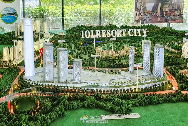IOI Resort City Master Plan