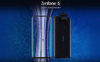 ظهور مواصفات و سعر الهاتف ASUS ZenFone 6  بمعالج Qualcomm Snapdragon 855