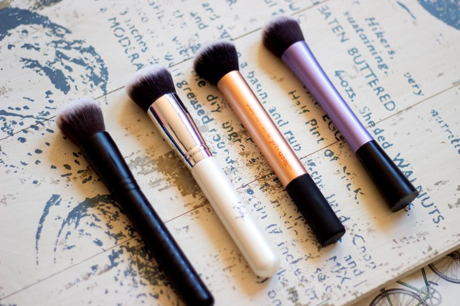 Sephora makeup brushes