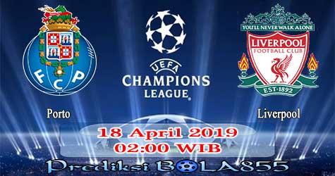 Prediksi Bola855 FC Porto vs Liverpool 18 April 2019