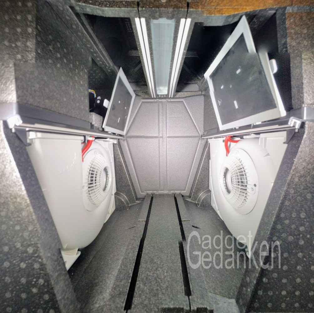 gadgetgedanken wartung der zehnder comfoair q350 tr. Black Bedroom Furniture Sets. Home Design Ideas