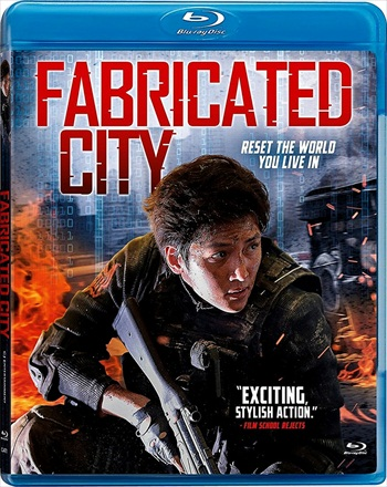 Fabricated City 2017 Dual Audio Hindi Bluray Full 300mb Download