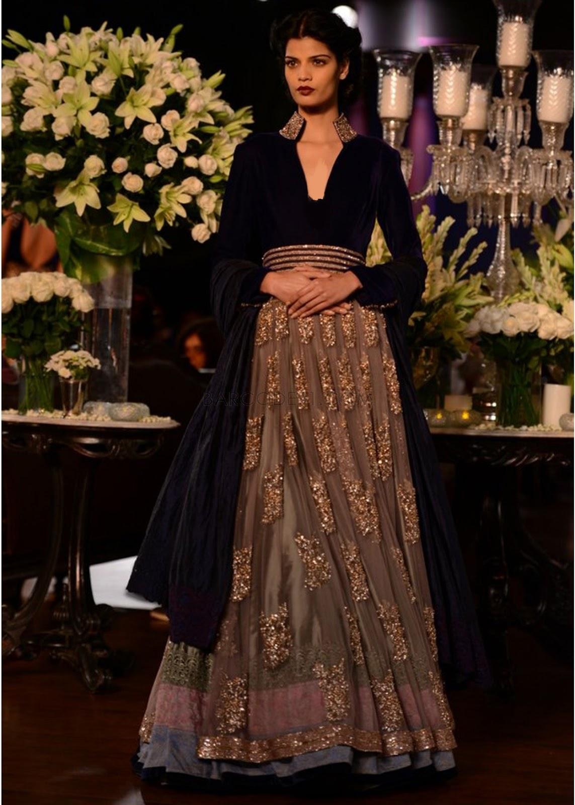 manish malhotra collection delhi week couture ethnic dresses pcj bythe inspired heavy lehenga dress silhouettes bridal deepika indian latest clothes