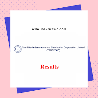 TANGEDCO Assistant Engineers 2019 Results & Answer Key published