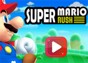 Super Mario Run Rush