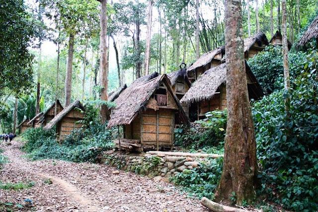 Desa Baduy, Banten