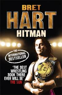 Books For Men Book Reviews! Hitman by Bret Hart