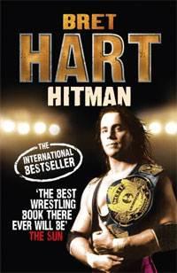 Books For Men Book Reviews! Hitman by Bret Hart
